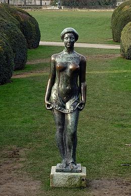 Flore maillol wikip dia - Sculpture jardin des tuileries ...