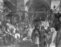 Armedo Preziosi, c1851-scanned constantinopole (1996)-The bazaar.png
