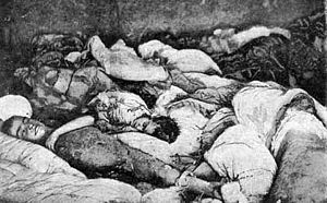 Ethnic cleansing - Armenian Genocide victims