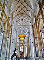 Arnhem Grote Kerk Sint Eusebius Innen Langhaus Ost 3.jpg