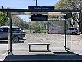 Arrêt Bus Courtillières Rue Balzac - Bobigny (FR93) - 2021-04-25 - 1.jpg