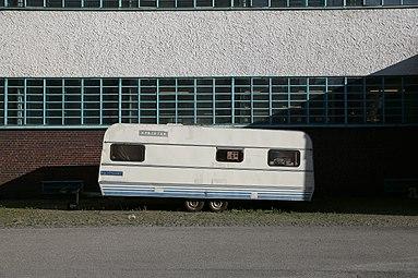 Ars Electronica Festival 2013 Tabakfabrik Linz 08 sprinter caravan.jpg