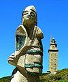 Artabro na Torre de Hércules, A Coruña.jpg