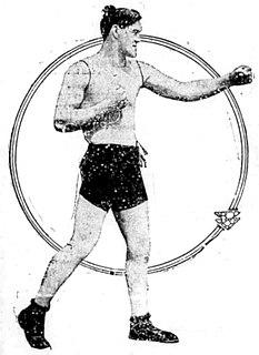 Arthur Pelkey Canadian boxer