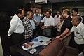 Arun Goel Checks Interactive Digital Books - NCSM - Kolkata 2018-09-23 4510.JPG