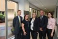 As we celebrate 70 years of the NHS, SofS Karen Bradley was delighted to visit Belfast City Hospital's Regional Cancer Centre to meet its inspiring staff and patients (29366030828).png