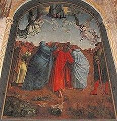 Ascension of Christ (Tomar)