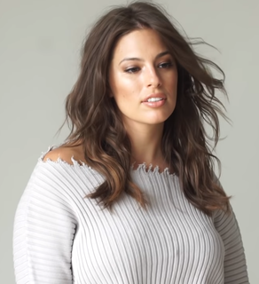 Ashley Graham (model) American model