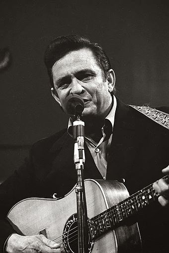 Johnny Cash († 2003)