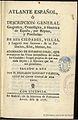 Atlante español ó Descripcion general ... de España 1778 - 1795.jpg