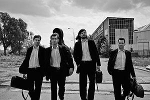 Atom String Quartet - Image: Atom String Quartet