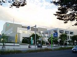 Atsubetsu Ward Office in Sapporo.jpg