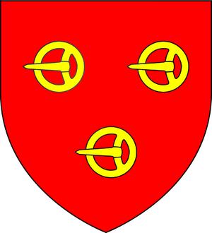 Duke of Aubigny - Image: Aubigny arms