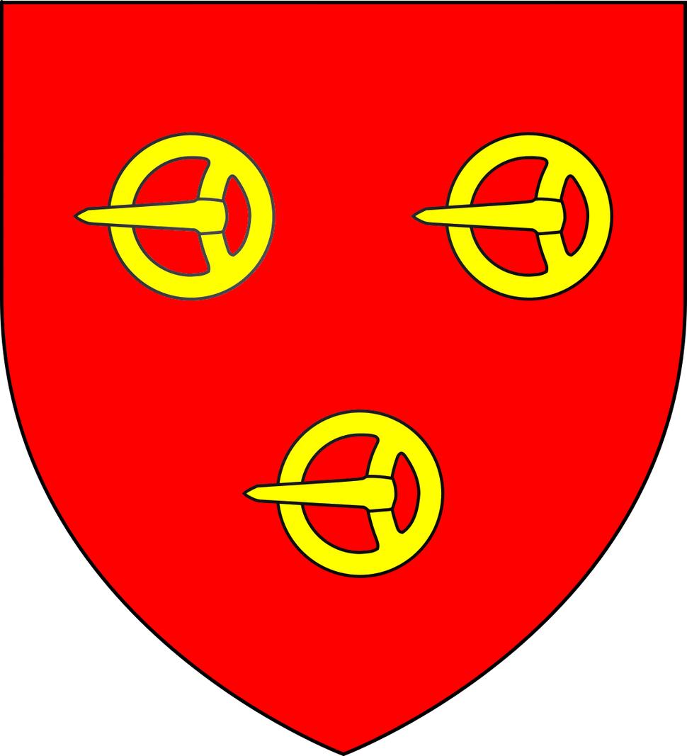 Aubigny arms
