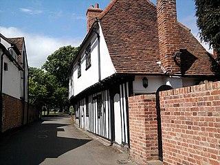 Writtle Human settlement in England