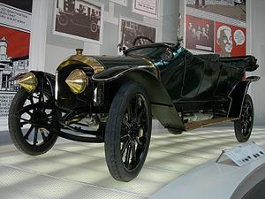 Audi Type A - Image: Audi Typ A