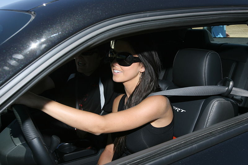 File:Audrina Patridge driving.jpg