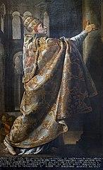 Pope Urban II consecrating the Saint-Sernin Basilica