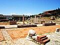 Ausgrabungsstätte Plaošnik - Altstadt von Ohrid.jpg
