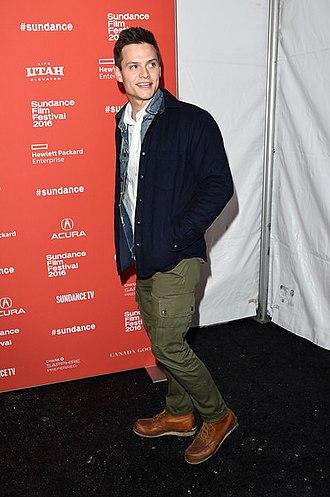 Austin Lyon - Lyon at the Sundance Film Festival 2015