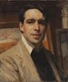 Auto-retrato (1917) - Adriano de Sousa Lopes.png
