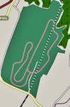 100px autodromo internazionale del mugello