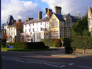 grade II listed house in Finchley, London, United kingdom