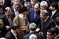 Ayatollah Khamenei at the International Conference in Support of the Palestin the Symbol of Resistance, Tehran 25.jpg