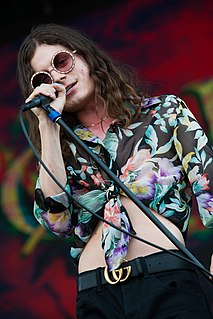 Børns American singer-songwriter