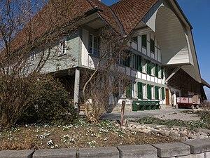 Zollikofen - Farm house in Bühlikofen