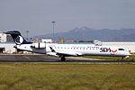 B-3079 - Shandong Airlines - Canadair CL-600-2C10 Regional Jet CRJ-701ER - TAO (15082661666).jpg