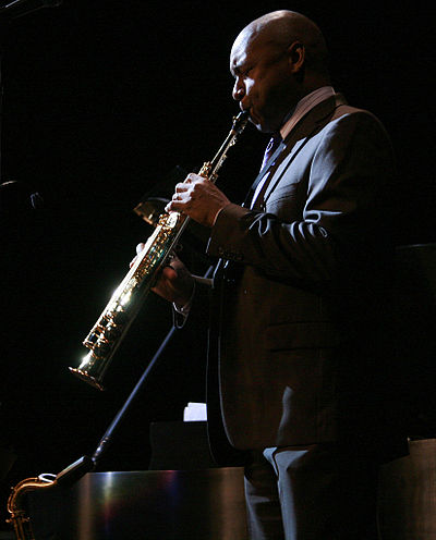 Picture of a band or musician: Branford Marsalis