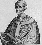 Portrait of Pope Alexander IV