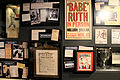 Babe Ruth Hall of Fame exhibit 2014.jpg