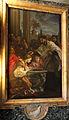 Baciccio, san francesco saverio battezza una regina orientale, 1705, 02.JPG
