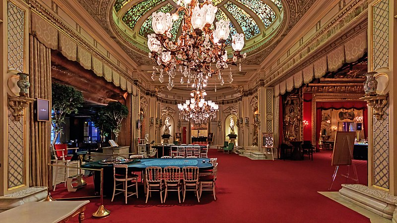 где находится казино баден баден