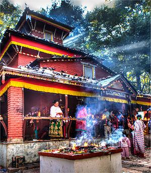 Baglung - Baglung kalika temple
