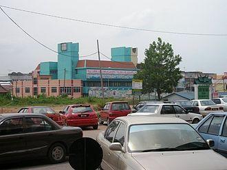 Bahau - Bahau Town Area