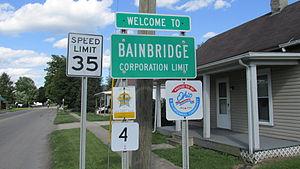 Bainbridge, Ross County, Ohio - Image: Bainbridge OH1
