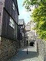 Bakehouse Close, Canongate - geograph.org.uk - 1336784.jpg