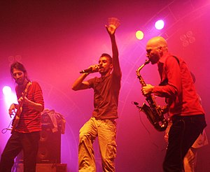 Balkan Beat Box - Image: Balkan Beat Box 1