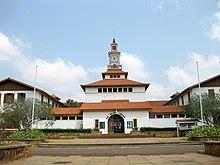 Die Balme Bibliothek, Universität von Ghana