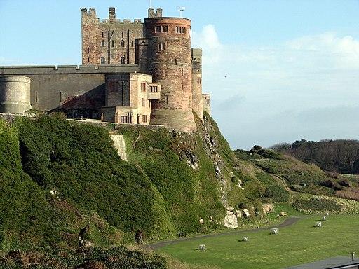 Bamburgh Castle 08