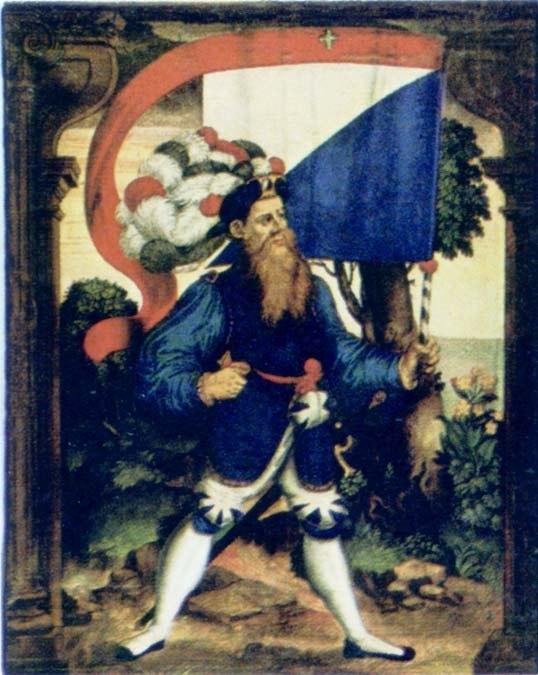 Banner Zuerich 1585
