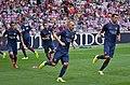 Barça - Napoli - 20140806 - Echauffement 3.jpg