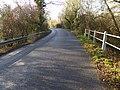 Bar Lane crosses stream (geograph 5222719).jpg