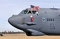 Barksdale B-52 with American Flag.jpg