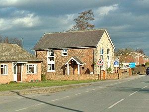 Barlow, North Yorkshire - Image: Barlow, Old Methodist Chapel