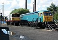 Barrow Hill Shed outside in the yard - geograph.org.uk - 874571.jpg