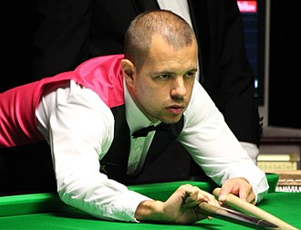 Barry Hawkins - Paul Hunter Classic 2012